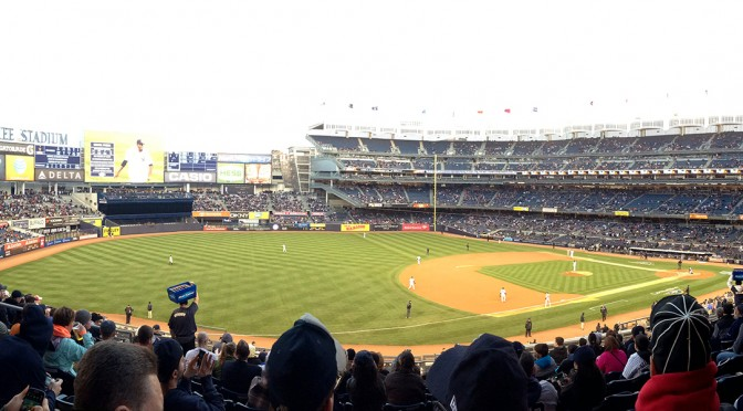 Yankees! Red Sox! Baseball!